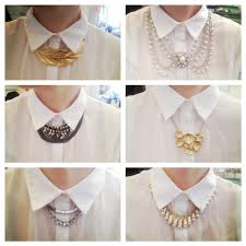 collar bib necklace images Collar necklaces accessorize pinterest bibs collar necklace jpg