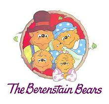 berenstein bears books berenstain bears