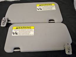 used kia spectra sun visors for sale