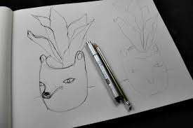 how to sketch with pen helpful exercises and tips