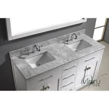 Double Vanity Size Standard Bathrooms Design Bathroom Vessel Sinks Marble Countertops Sink