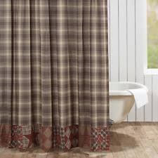 rustic shower curtain ebay