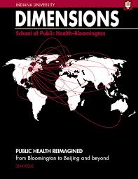 2014 public health dimensions magazine by indiana university