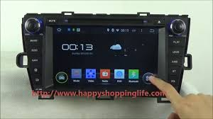 toyota prius 2009 2013 android car stereo dvd gps wifi 3g