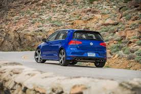 2015 volkswagen golf r first test motor trend