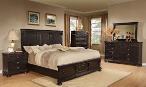 Black Panel Bed Rivington Hall Antique Black Panel Bedroom Set From Avalon