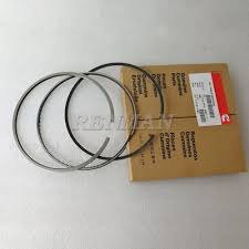50 offcummins isx piston ring set 4089406 2881682 4309441 5405717