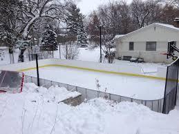 Backyard Hockey Rink by Backyard Ice Rink Boards Backyard Luxury Home Interior Ekterior