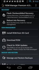 clockworkmod apk rom manager apk free tools app for android apkpure