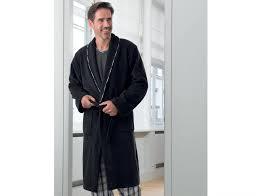 robe de chambre homme peignoir homme duo cosy linvosges