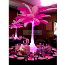 ostrich feather centerpiece ostrich feather centerpieces wedding centerpieces