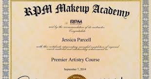 makeup course online makeup fanatic me filling that space in the trophy