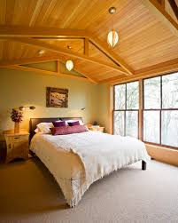 Natural Bedroom Ideas Natural Bedroom Design Ideas With Wooden Ceiling Home Interior