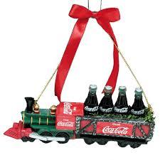 amazon com kurt adler coca cola train ornament home u0026 kitchen
