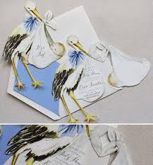 mincin g stork baby shower invitationsmomental designs
