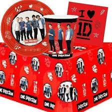 one direction party supplies buy one direction party pack from party supplies brentwood essex