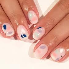 nail art spring nail art designs pastel corset design most