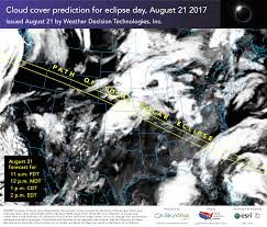 Weather Map For United States by Solar Eclipse 2017 Will It Be Dark Or Cloudy Weather Business