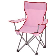 Tesco Armchairs Buy Tesco Kids Folding Chair Pink From Our Camping Furniture