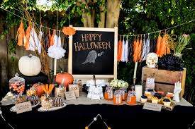 Outdoor Party Ideas by Outdoor Halloween Party Ideas Home Design Ideas