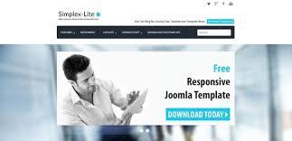 simplex u2013 lite free responsive joomla 3 template to download