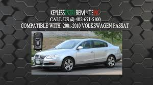 how to replace volkswagen passat key fob battery 2001 2002 2003