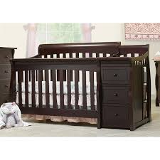 Sorelle Princeton 4 In 1 Convertible Crib Sorelle Princeton Elite Crib And Change In Espresso Ideal Baby