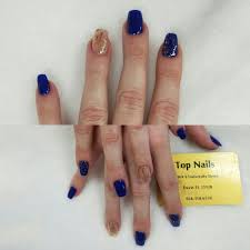 coffin nails white with a gold accent love it yelp