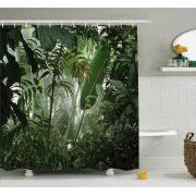 palm tree bath sets