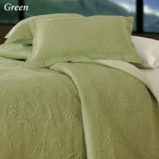 Twin Matelasse Coverlet Reversible Shell Quilted Matelasse Coverlets