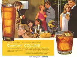 Mix Southern Comfort With Southern Comfort Whiskey Stock Photos U0026 Southern Comfort Whiskey