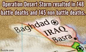 Interesting Muslim Facts A Short Timeline And Interesting Facts About Operation Desert Storm