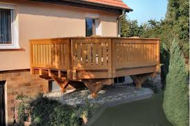 balkone holz balkone aus holz vorstellbalkone anbaubalkone balkon dresden