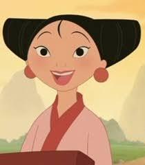 voice princess mei mulan ii voice actors