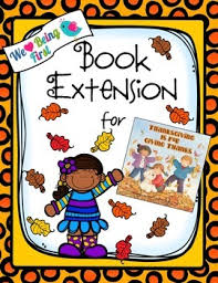 thanksgiving is for giving thanks book extension k 2 by we