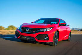 Is The Honda Civic Si Turbo For 2017 The Honda Civic Si Is A Driver U0027s Car Once Again The Drive