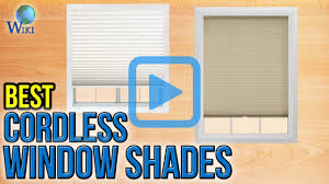 top 6 cordless window shades of 2017 video review