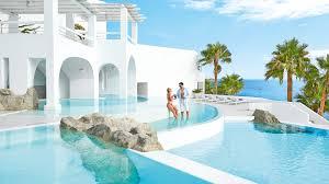 mykonos blu luxury hotel u0026 resort in mykonos psarou beach