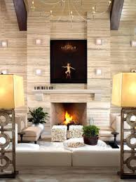 custom home design ideas outdoor fireplace design photos slate tile ideas contemporary