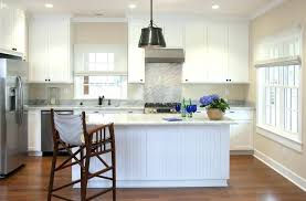 White Beadboard Kitchen Cabinets White Beadboard Kitchen Cabinets Ljve Me