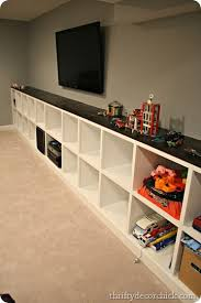 Basement Wood Shelves Plans by Best 25 Basement Storage Ideas On Pinterest Storage Room