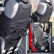 tactical jeep seat covers amazon com rugged ridge 13235 20 black neoprene front seat