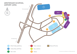 Boston Logan Airport Terminal Map by Amsterdam Schiphol Lufthansa Travel Guide