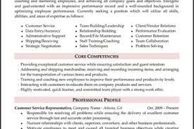 Professional Competencies Resume Customer Service Experience Resume Resume Template And Call