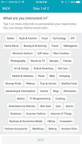 amazon wants people to u0027smile u0027 at photos of users using amazon