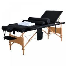 massage table carry bag bestmassage 84 l 3 fold portable massage table w sheet bolsters