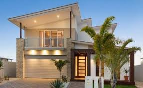 2 Storey House Australian Dream Home Design 4 Bedrooms Plus Study Two Storey