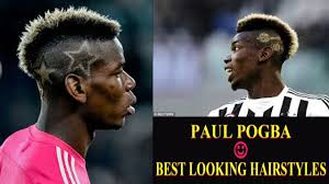 paul pogba best looking hairstyle youtube