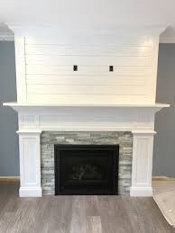 hearth decor mantel decorating ideas for everyday family room how big should