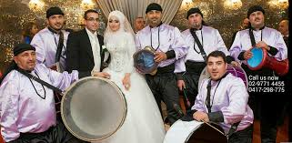 the wedding band zaffet the wedding band home
